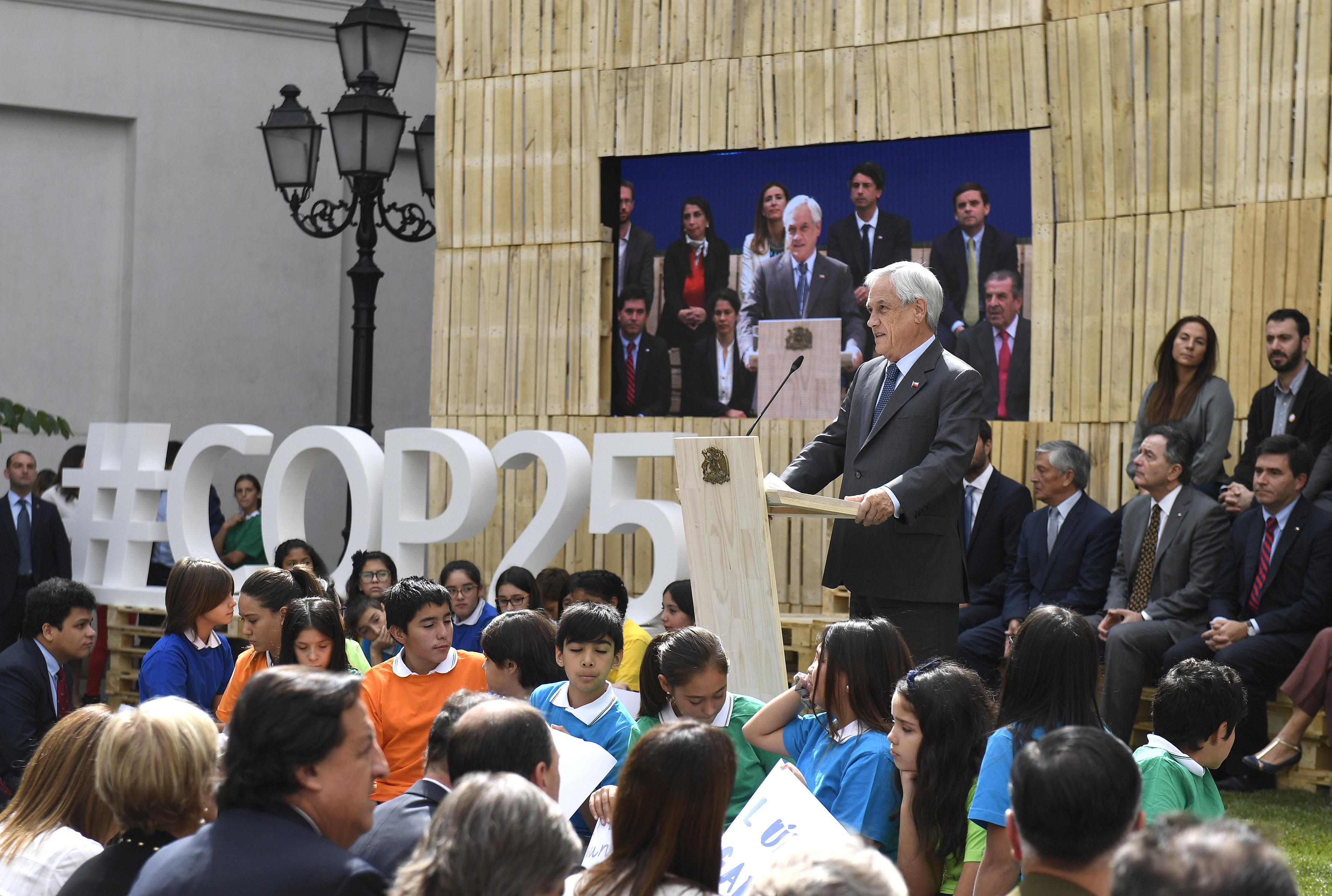 La Conferencia sobre Cambio Climático vuelve a Sudamérica