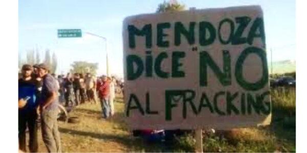 Buscan frenar el fracking en Mendoza